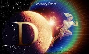 Here Comes Mercury Direct