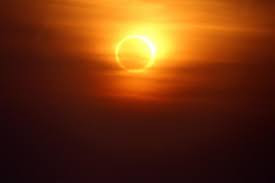 Right Timing with Solar Eclipse