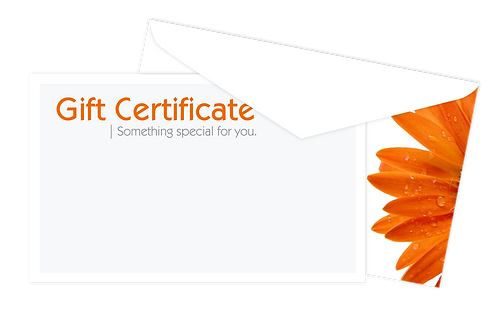 Gift Certificates $150