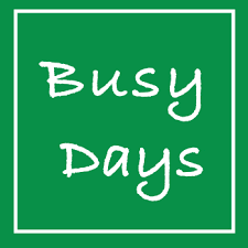Busy Days (Moon Libra)