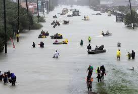 Hurricane Harvey Complications