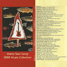 Maine Teen Camp Music Collection 1998.jp
