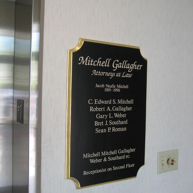 Mitchell Gallagher Law