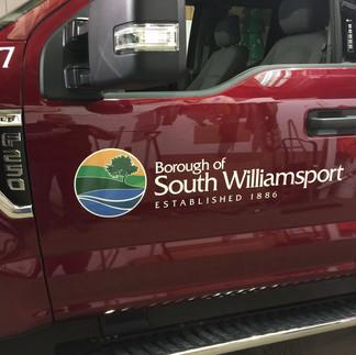 South Williamsport Borough Truck.JPG
