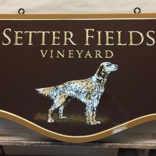 Setter Fields Sign.JPG