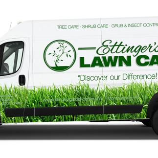 Ettinger's Lawn Care Van.jpg