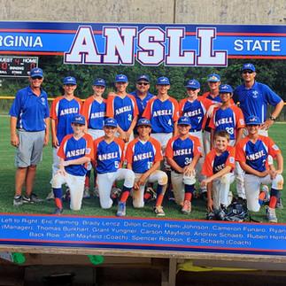 Annadale North Springfield Little League