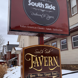 The South Side Restaurant and Pizzeria.j