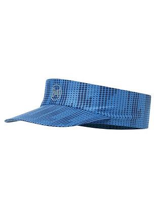 海軍藍紋 Coolmax抗UV快乾頂空帽