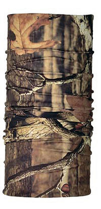 枯綠松針 橡樹迷彩COOLMAX頭巾