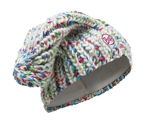 針織Polar保暖帽 YSSIK STAR WHITE