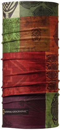 聖代古跡 國家地理頭巾