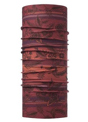 紅暈樹影 經典頭巾