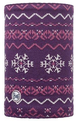 針織Polar保暖領巾 VAIL PLUM