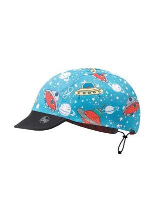 太空朋友 寶寶抗UV快乾雙面遮陽帽