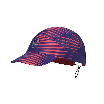 分裂紫晶 可捲收跑帽