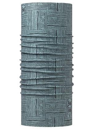 釣魚-肯奈藍紋 Coolmax抗UV驅蟲頭巾