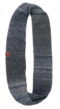 針織魔術圍巾 海軍藍 LIZ NAVY