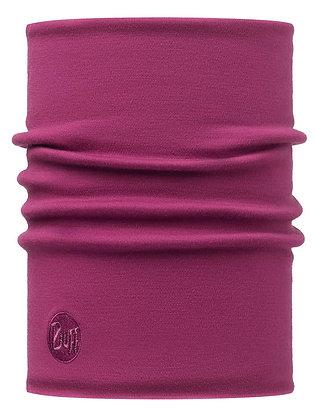 紫紅莓 美麗諾羊毛加厚保暖領巾
