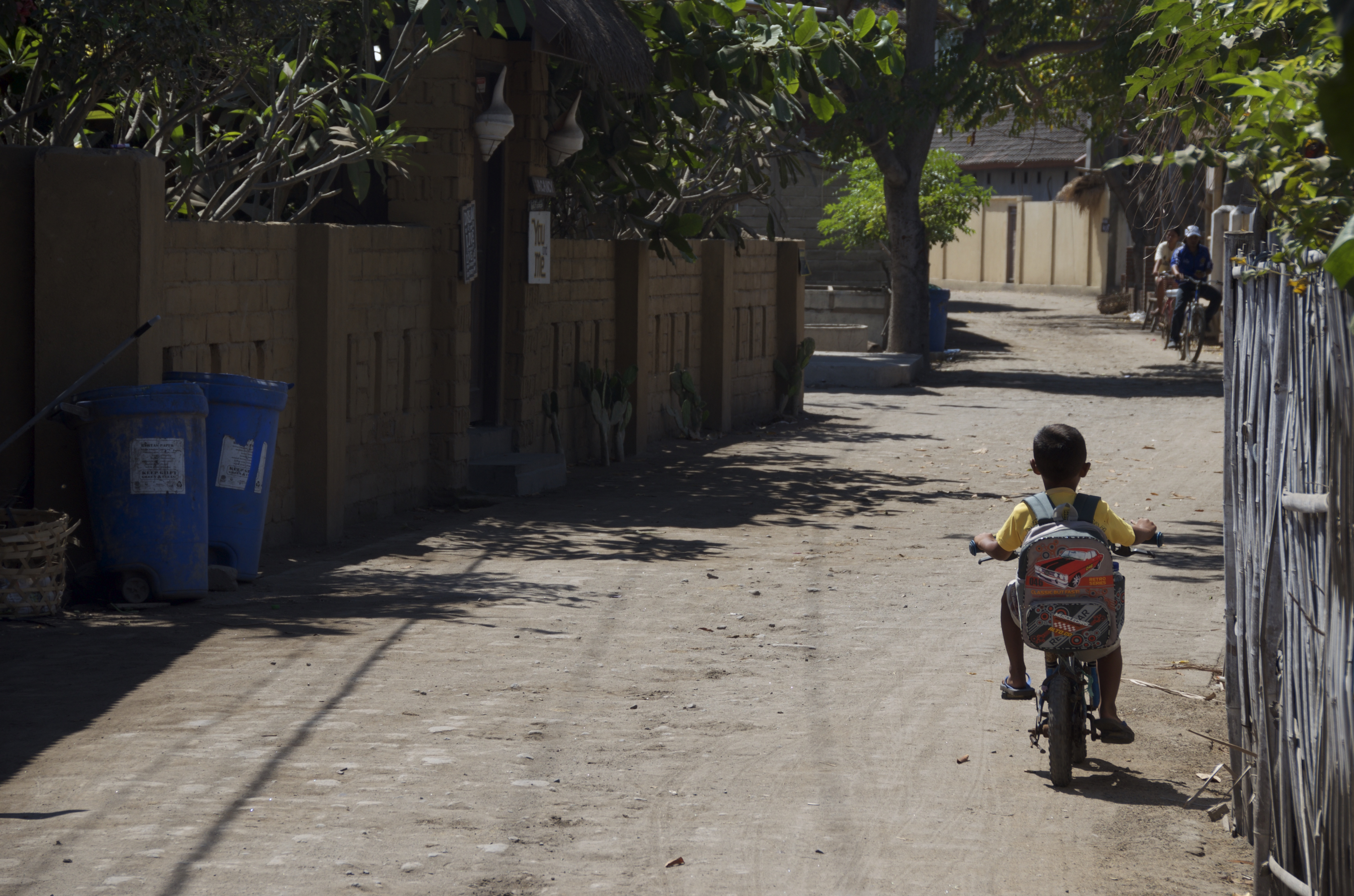 Indonesia | way to school