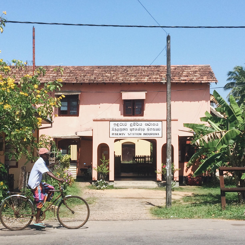 Sri Lanka | main station