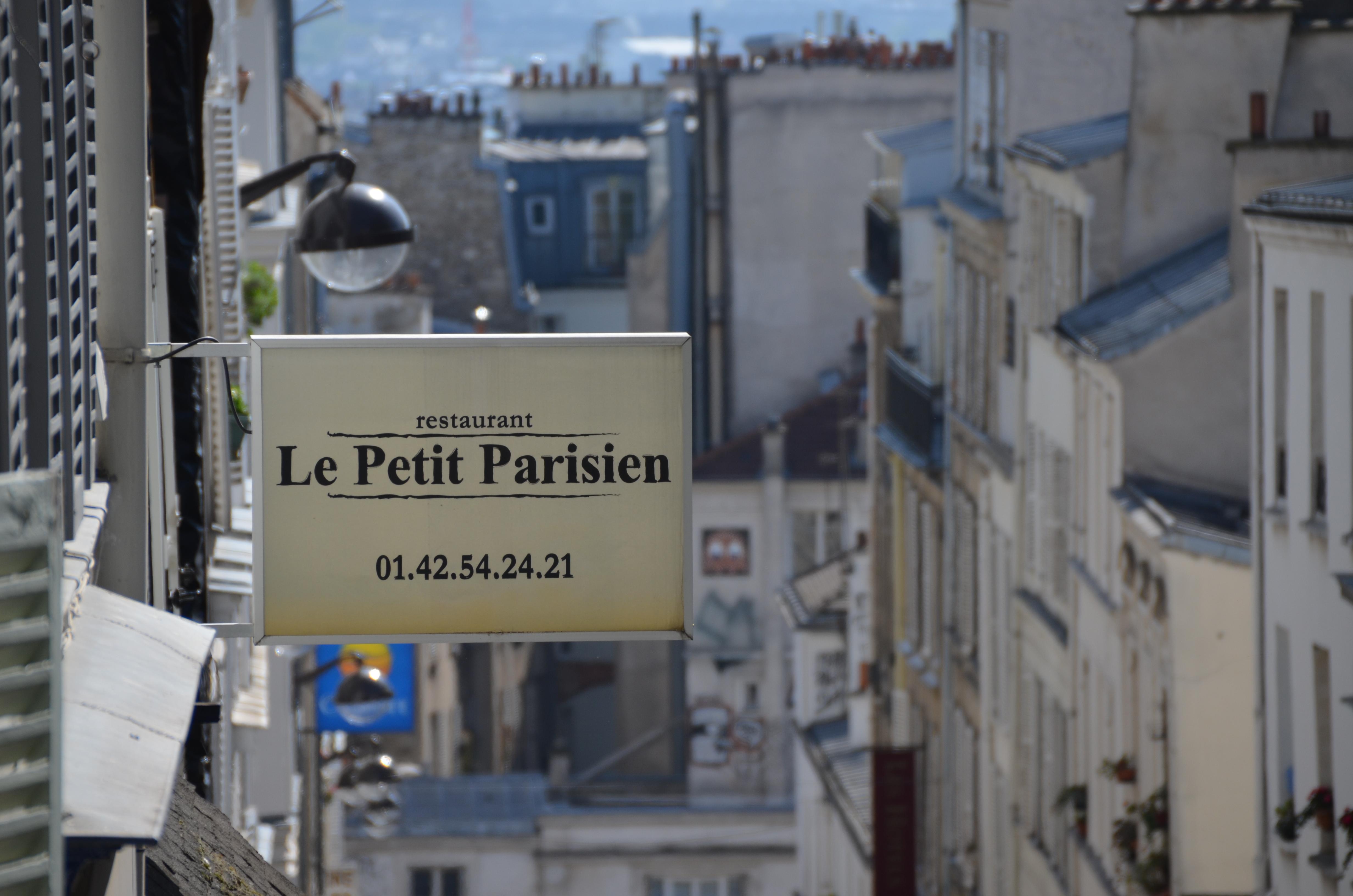 Paris | Le petit