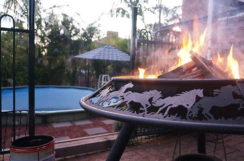BBQ Pit - 900mm
