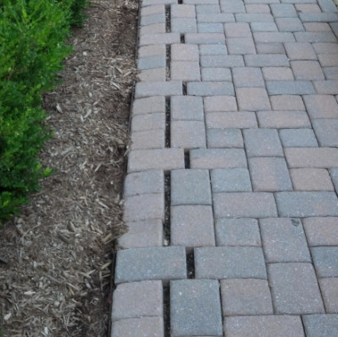 Failed paving.....  Don't let this happen to you!