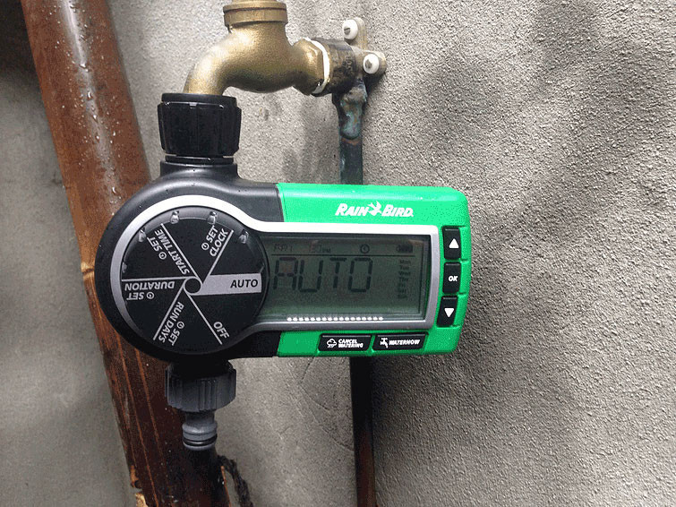 Automatic tap Timer
