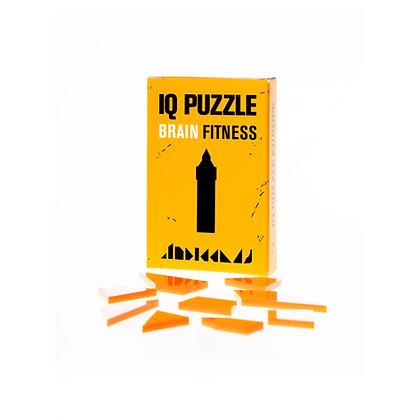 IQ PUZZLE • Big Ben