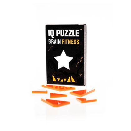 IQ PUZZLE • Star
