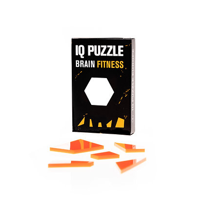 IQ PUZZLE • Hexagon