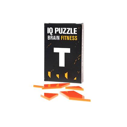 IQ PUZZLE • Letter T