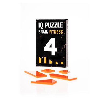 IQ PUZZLE • Number 4