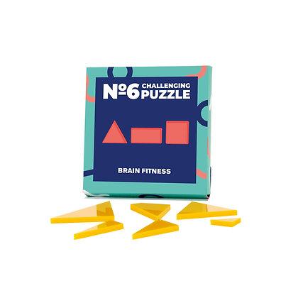 CHALLENGE PUZZLE №6