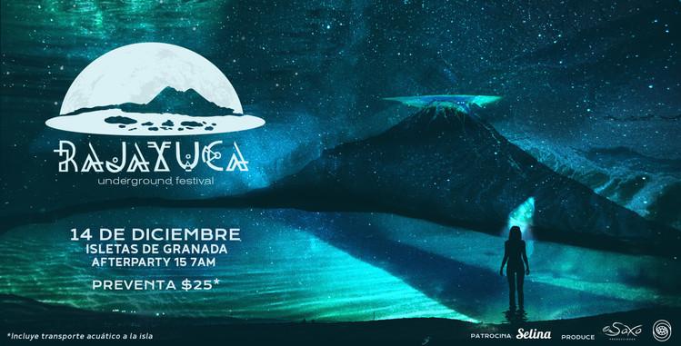 Rajatuca Underground Music Festival