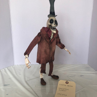 Corpse Bride Puppet