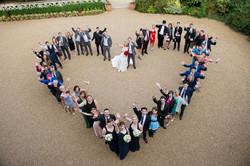 свадебная аэросъёмка в Казахстане