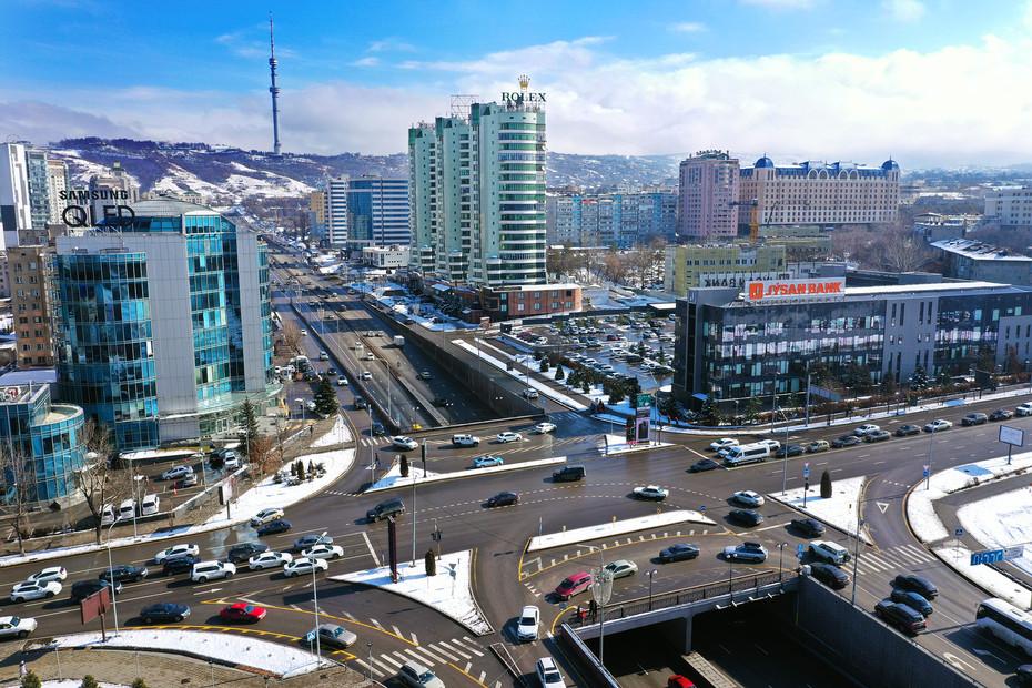 Аль-Фараби Алматы