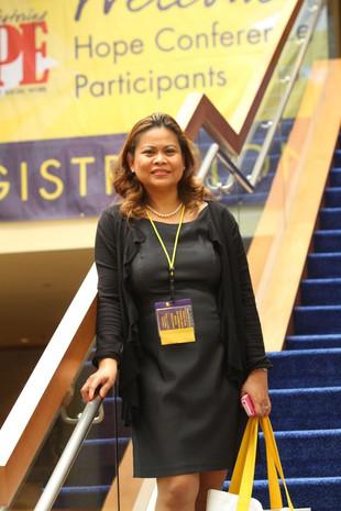 Filipino Social Worker Recognized