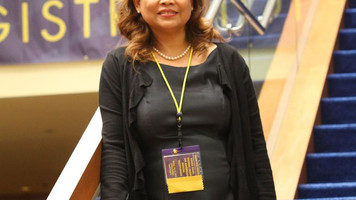 Filipino Social Worker Recognized