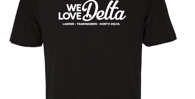 Men's We Love Delta T-Shirt