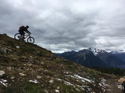 Mountain Biking Revelstoke