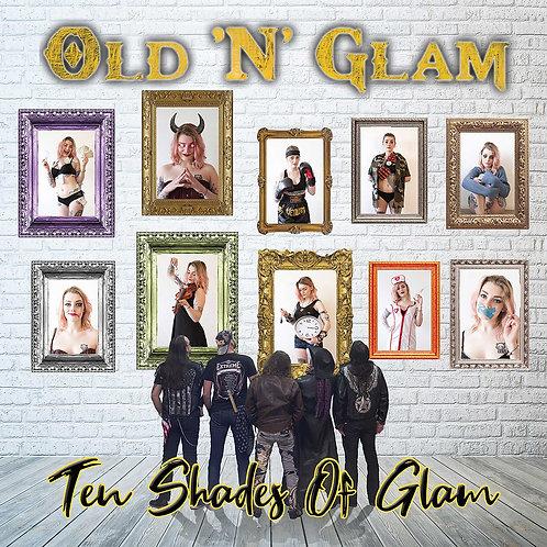 Ten shades Of Glam (Digital version)