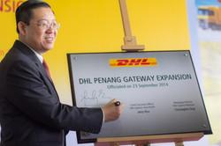 DHL PENANG GATEWAY EXPANSION