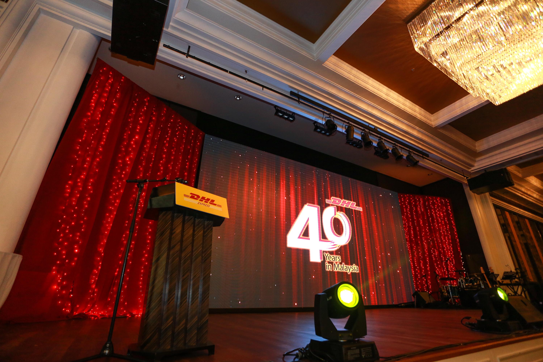 DHL 40TH ANNUAL DINNER