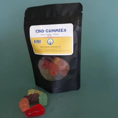 250mg CBD Gummies