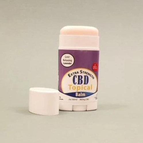 900mg CBD-Stick Balm (Lavender scent)