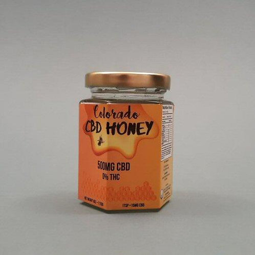 Colorado CBD Honey-1000mg