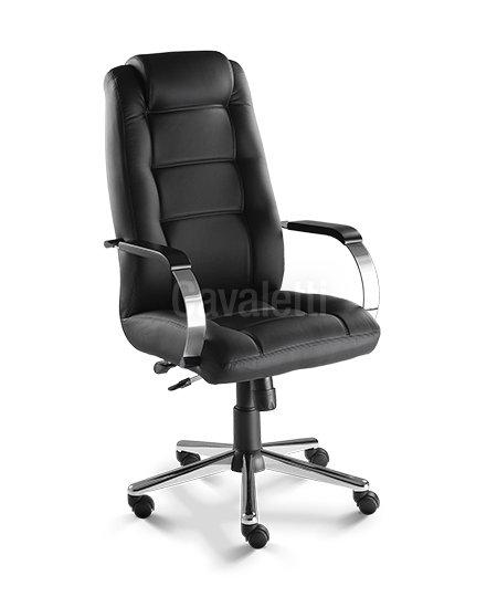Cadeira para Escritório - Presidente - Giratória - 20101 - Cavaletti